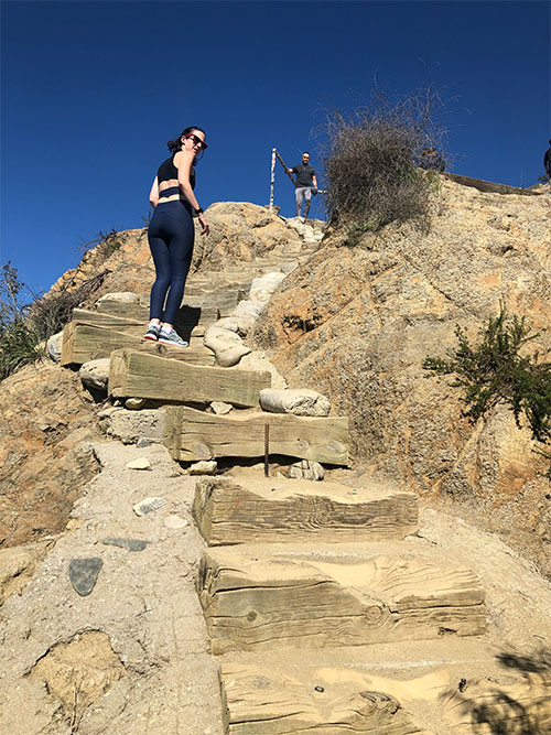 Hiking Los Angeles Two Trails Not to Miss Inspiration Point