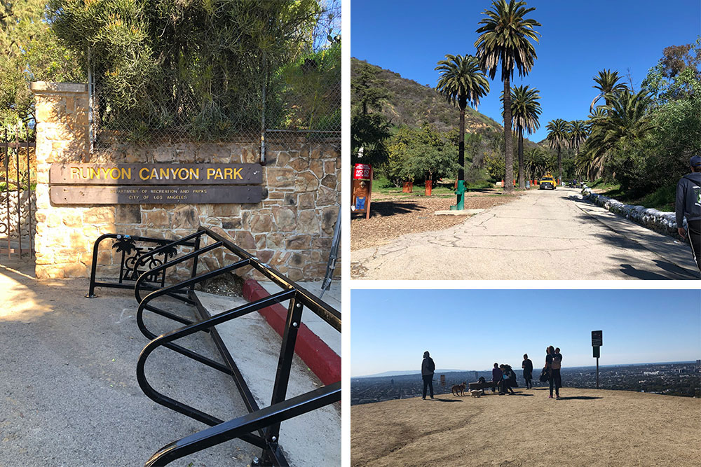 Hiking Los Angeles Two Trails Not to Miss entrance