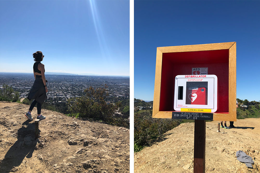 Hiking Los Angeles Two Trails Not to Miss Clouds Rest