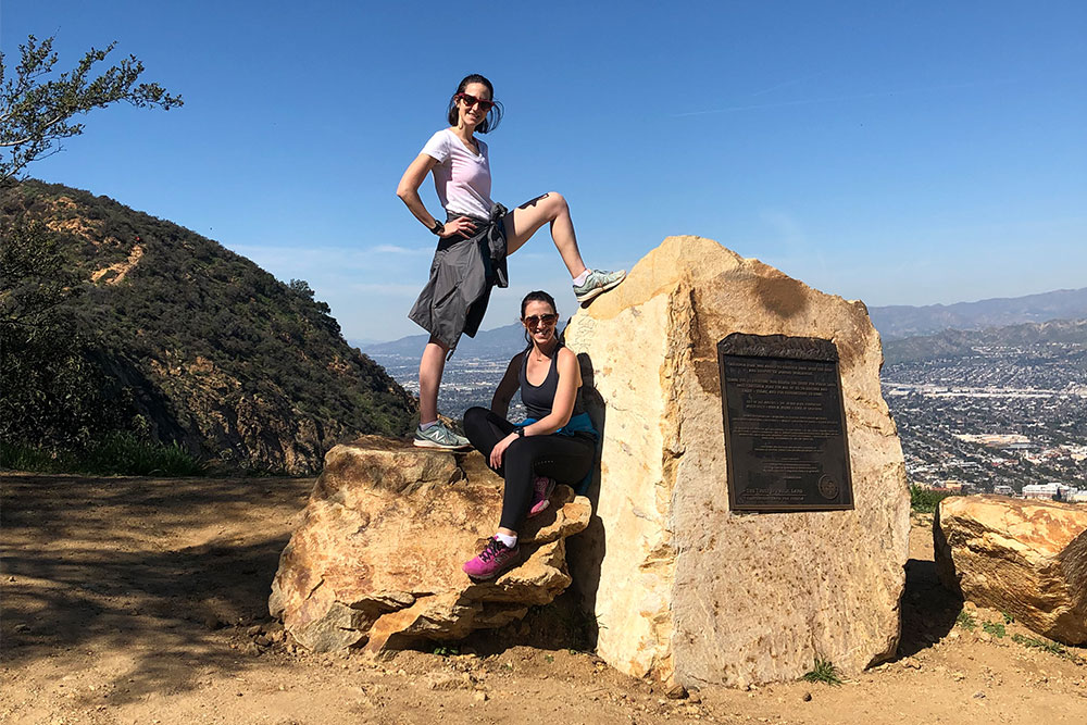 Hiking Los Angeles Two Trails Not to miss BPT1