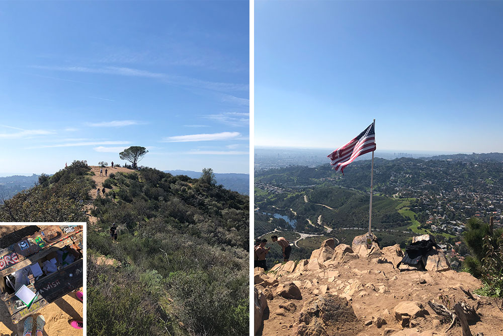 Hiking Los Angeles Two Trails Not to miss BPT