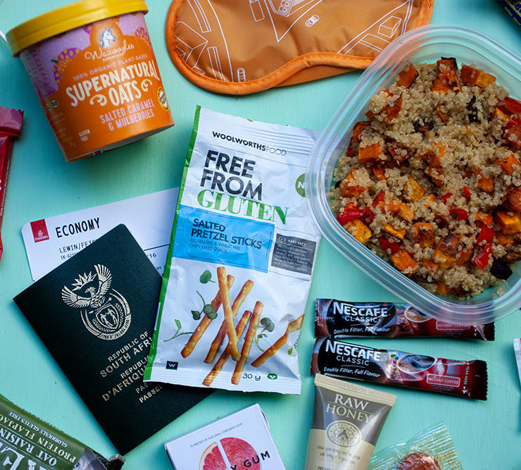 Travel Food Diary: What I ate During 30 hours of travel