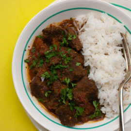 Instant Pot Beef Curry
