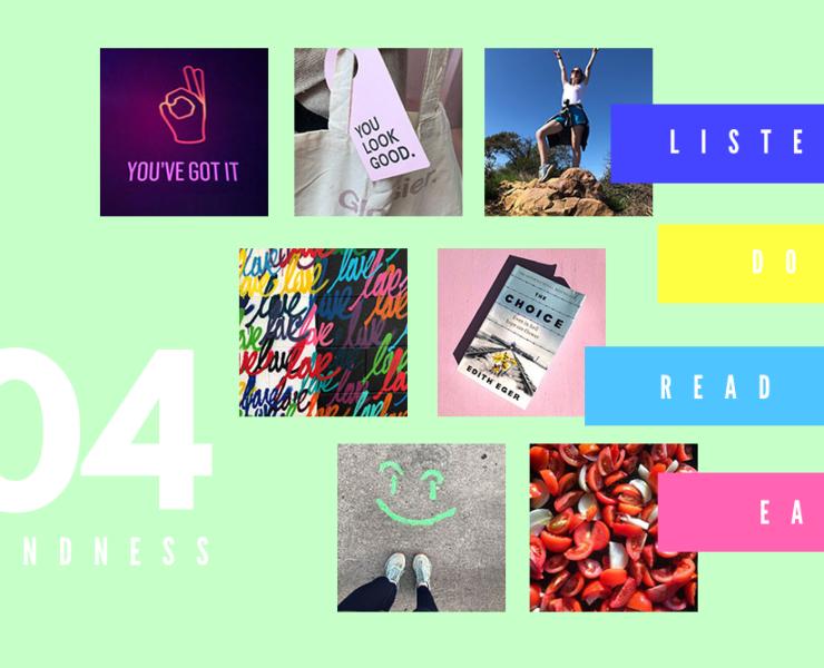 Kindness – An April Mood