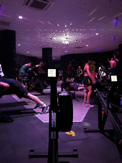Looking for a new fitness class or seen one and not sure if it's worth it? In thisPeruse Before You Move feature, we try and review the newest class from Switch Playground – Switch 90 so you can peruse before you move.
