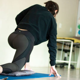 Peruse Before You Move: Easy Stretch SA