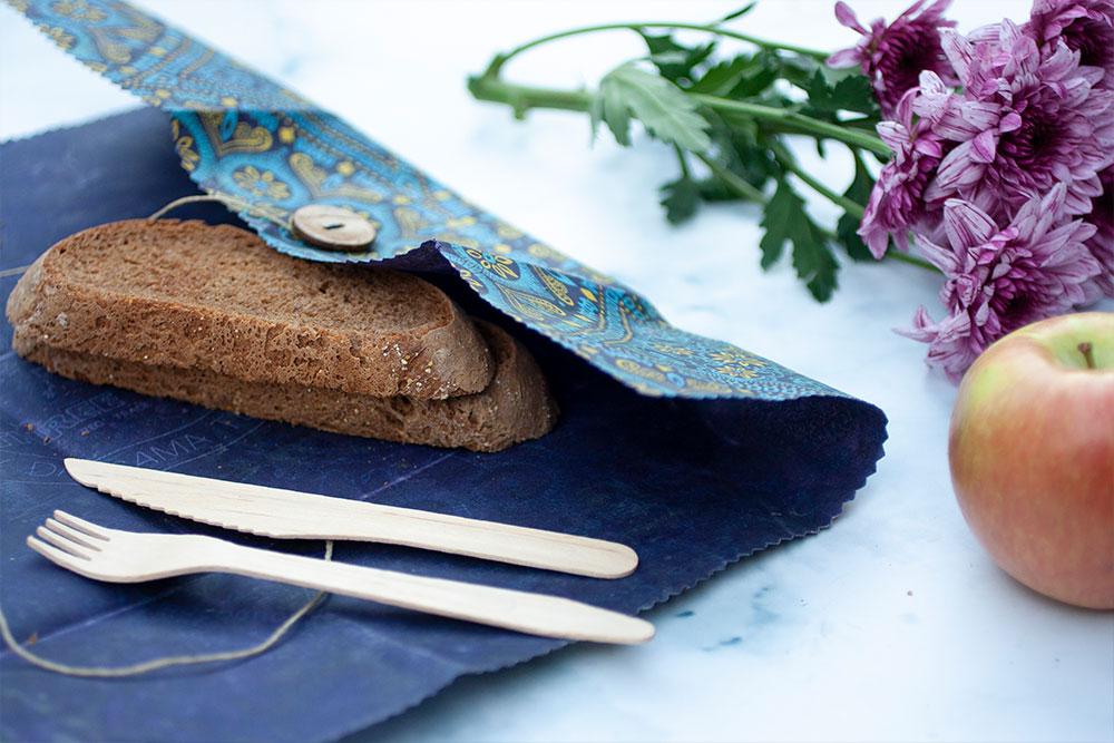 Eco Elephant Sandwich Wax Wrap