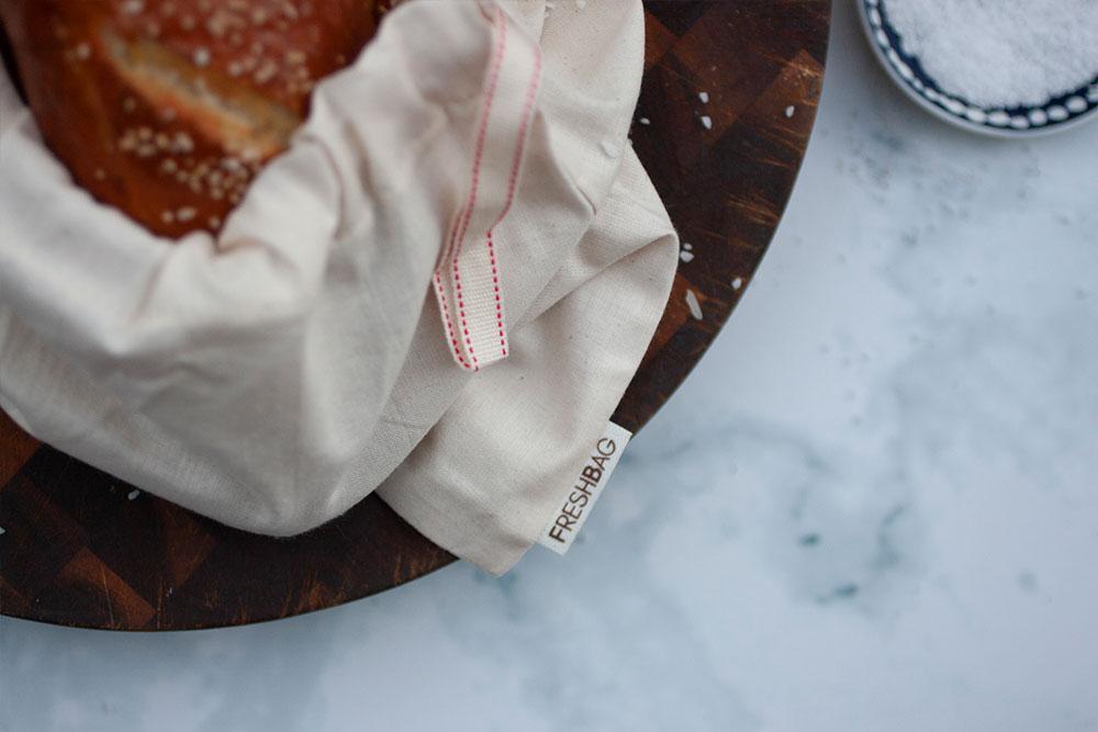 FreshBag Bread Bags