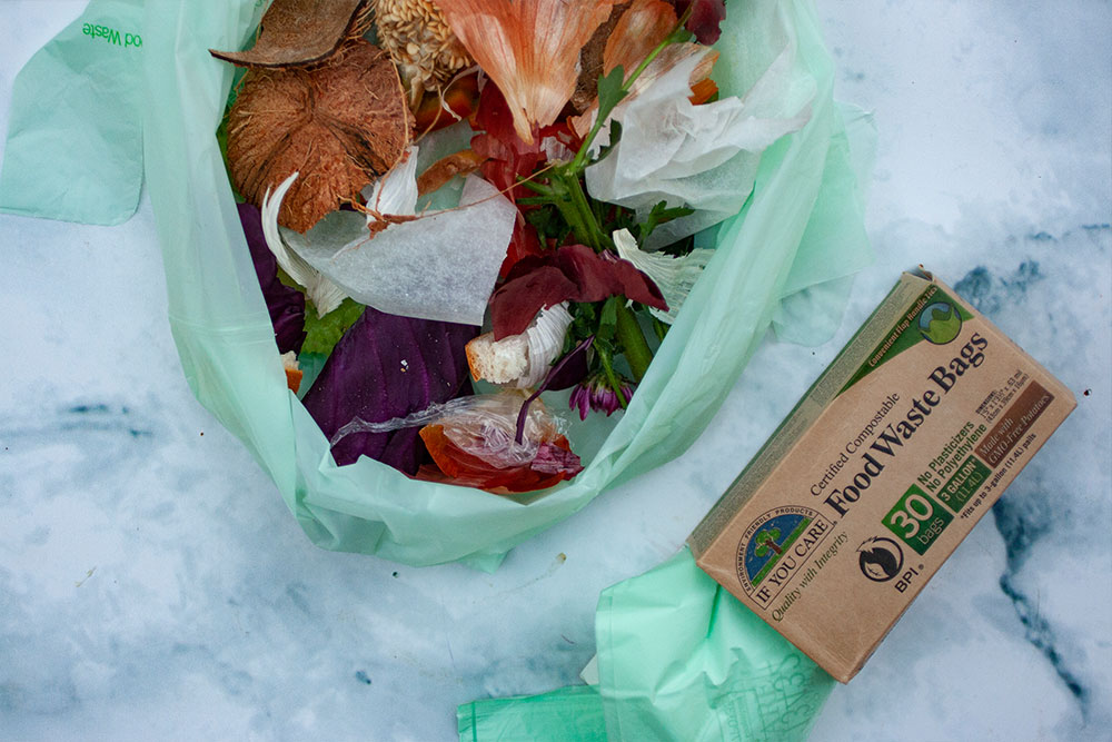 If You Care Compostable Food Waste Bags and Bin Liners