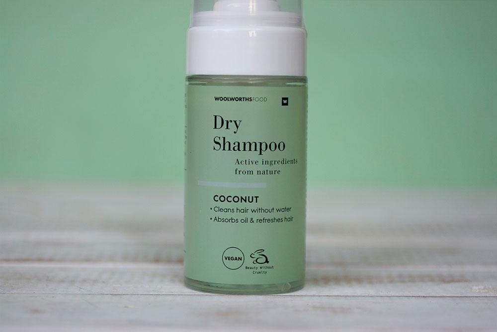 Woolworths Dry Shampoo