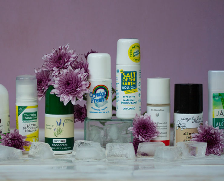The Best Natural Deodorants 2