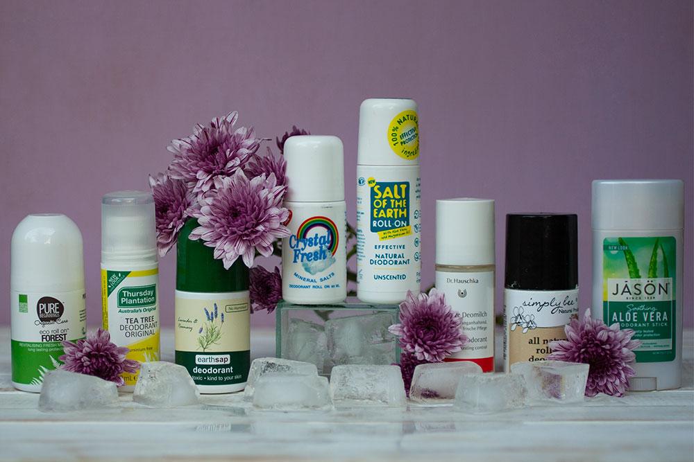 The Best Natural Deodorants 2