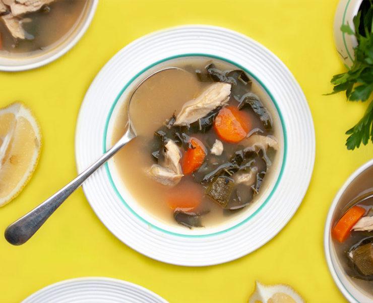 Instant Pot Chicken Soup