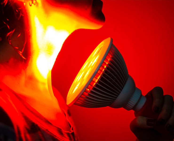Let Us Explain Infrared Light Therapy