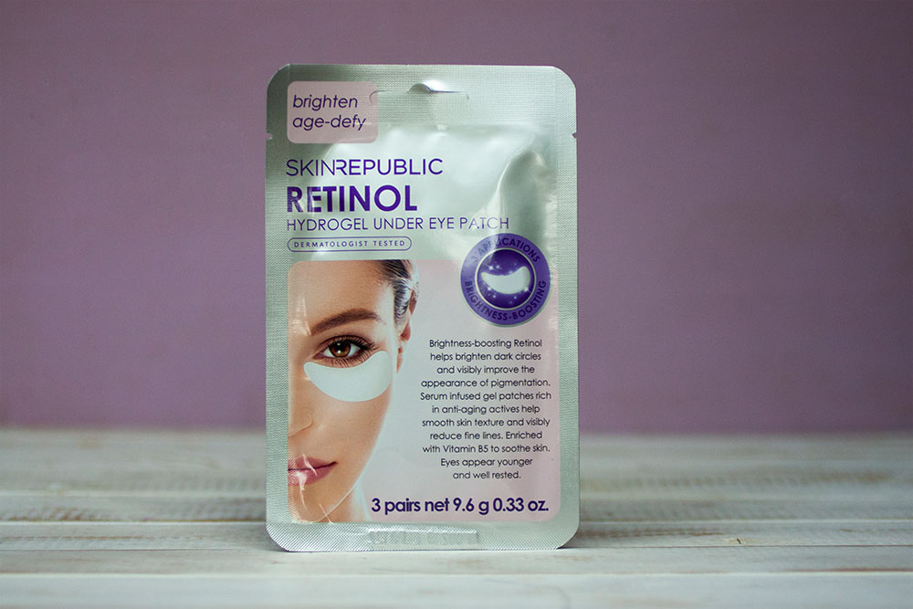Skin Republic Retinol Hydrogel Under Eye Patch