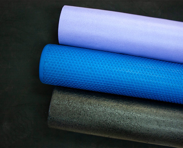 Let Us Explain: How to Use A Foam Roller