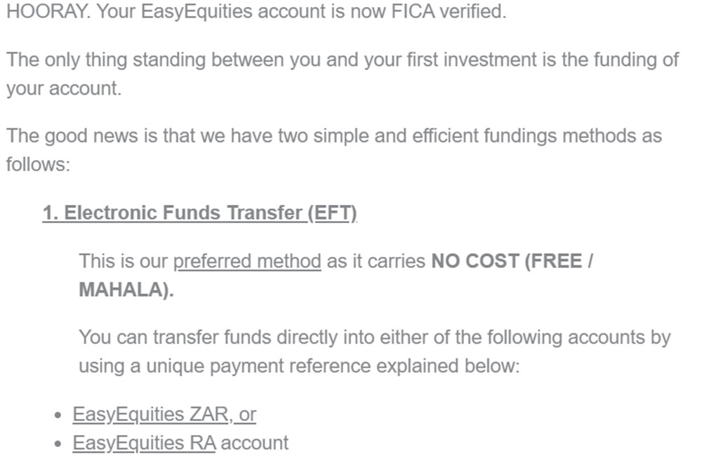 A Beginners Guide to Investing with EasyEquities