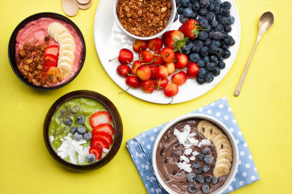 The Secrets to Making a Smoothie Bowl