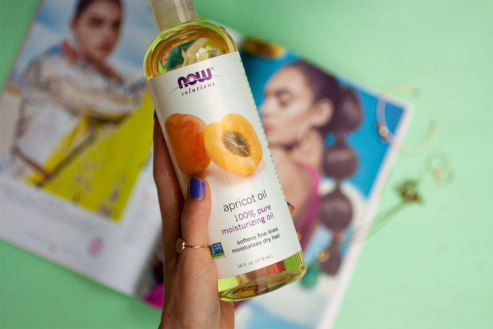 Listen, Learn, Do: Apricot Kernel Oil is the all-in-one Moisturiser You Need