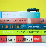 On our Bedside Table: Novels, Thrillers & Racing