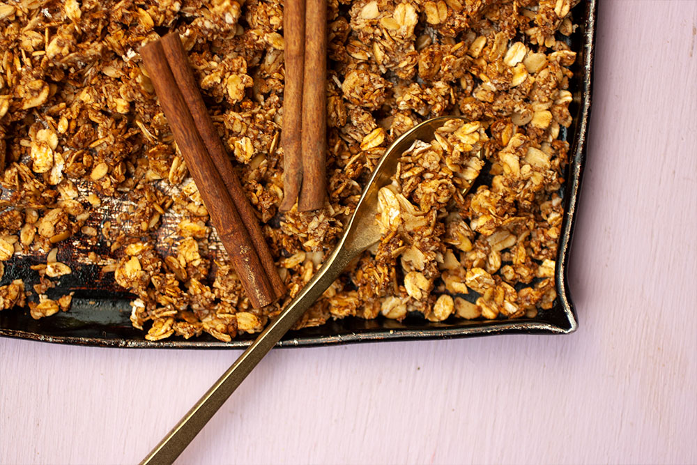 Cinnamon Crunch Cereal