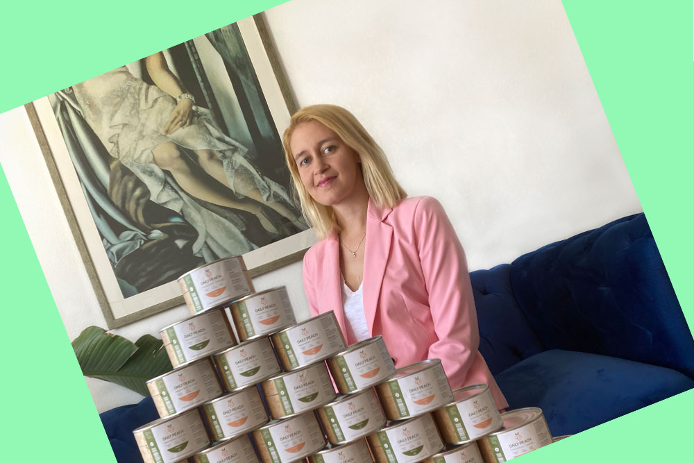 Behind The Brand with Courtney Patrick of Daily Peach