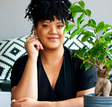 Becoming a Plant Lady with Shavon Leander