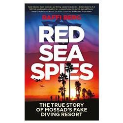 Red Sea Spies by Raffi Berg