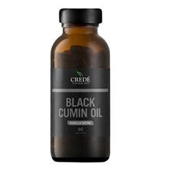 Crede Black cumin oil capsules