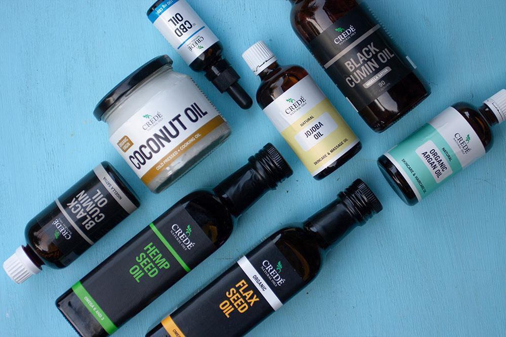 Crede Natural Oils