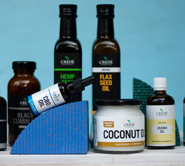 7 Cooking, Skincare and Nutritional Oils You Should Know About + a Chance to Win Them all with Credé Natural Oils