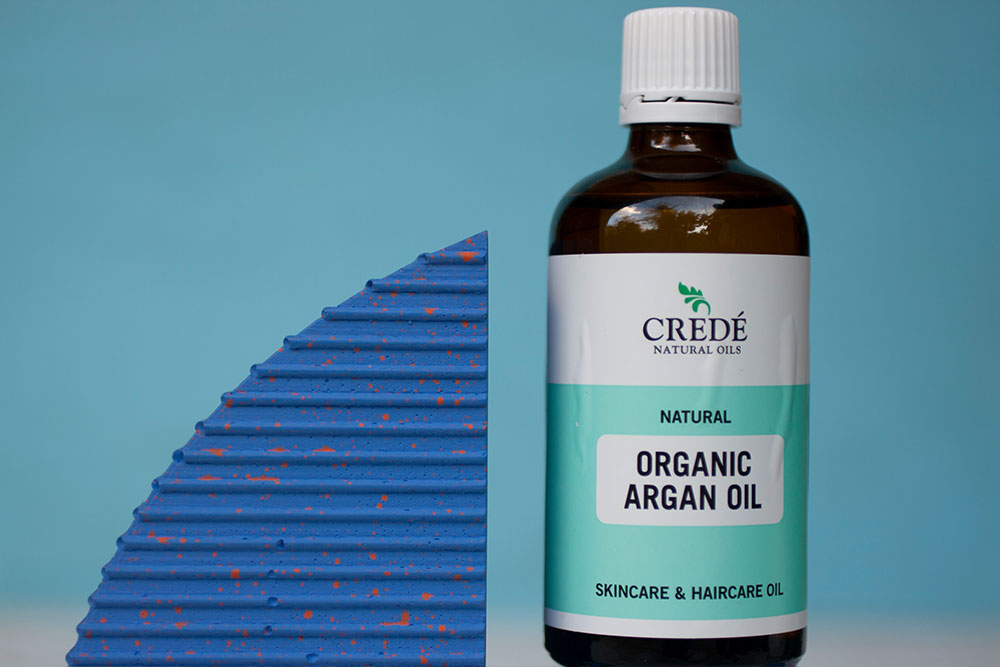 Crede Natural Oils Argan Oil