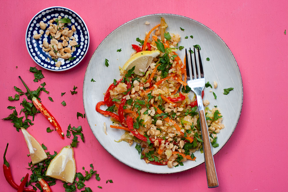 Nasi Goreng From Bosh Healthy Vegan