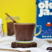 The Secret to Making The Best Dairy Free Hot Chocolate
