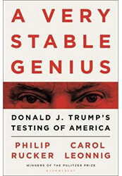 A Very Stable Genius by Philip Rucker and Carol Leonnig