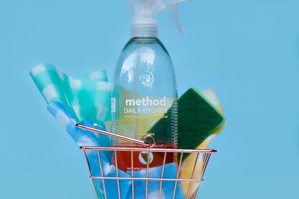 Method Daily Kitchen Non-Toxic Surface Cleaner