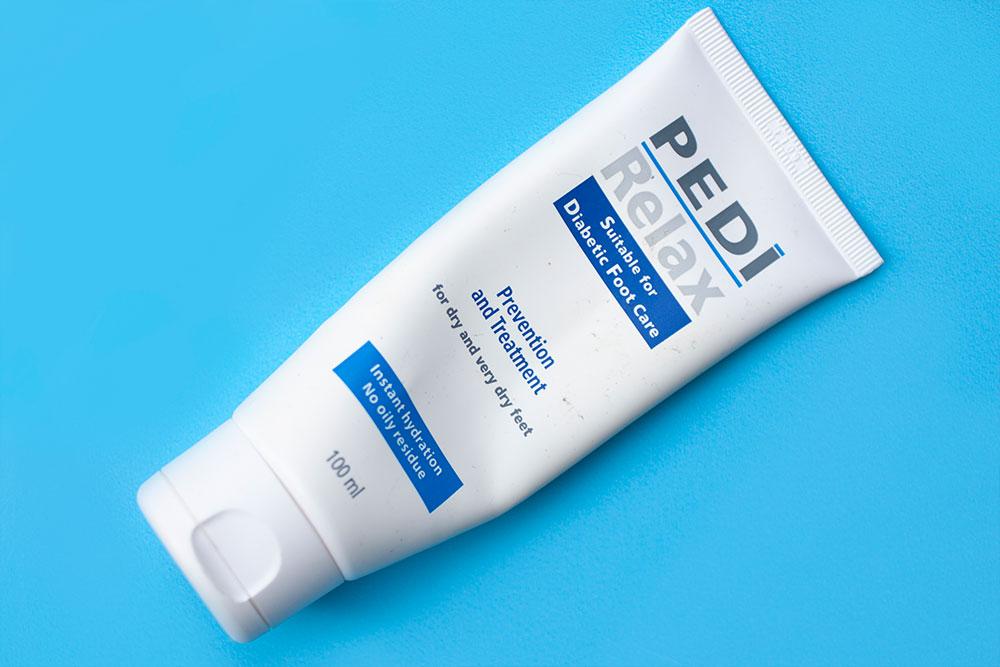 Pedi Relax Diabetic Foot cream