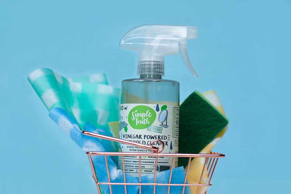 Simple Truth Vinegar Powered Household Cleaner