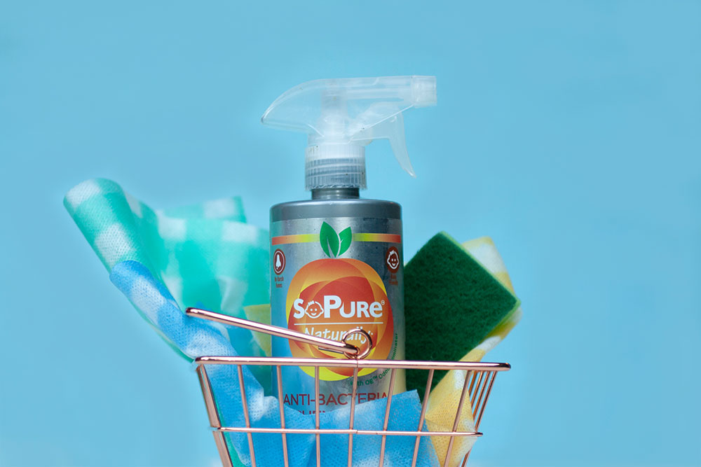 So Pure Anti Bacterial Kitchen Cleaner