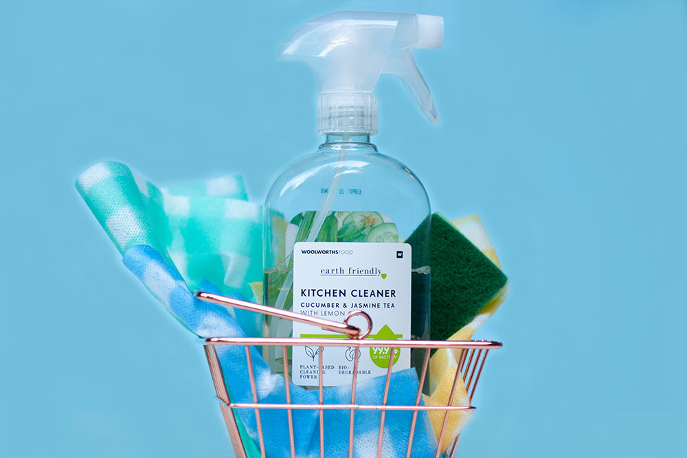 Woolworths Earth Friendly Kitchen Cleaner