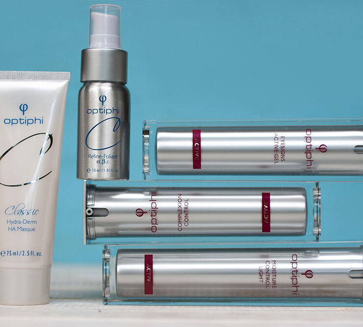 A Skincare Journey with Optiphi [Part 2: Complexion Control, Refine Foliant, Active Eyesigns and Hydra Derm Masque]
