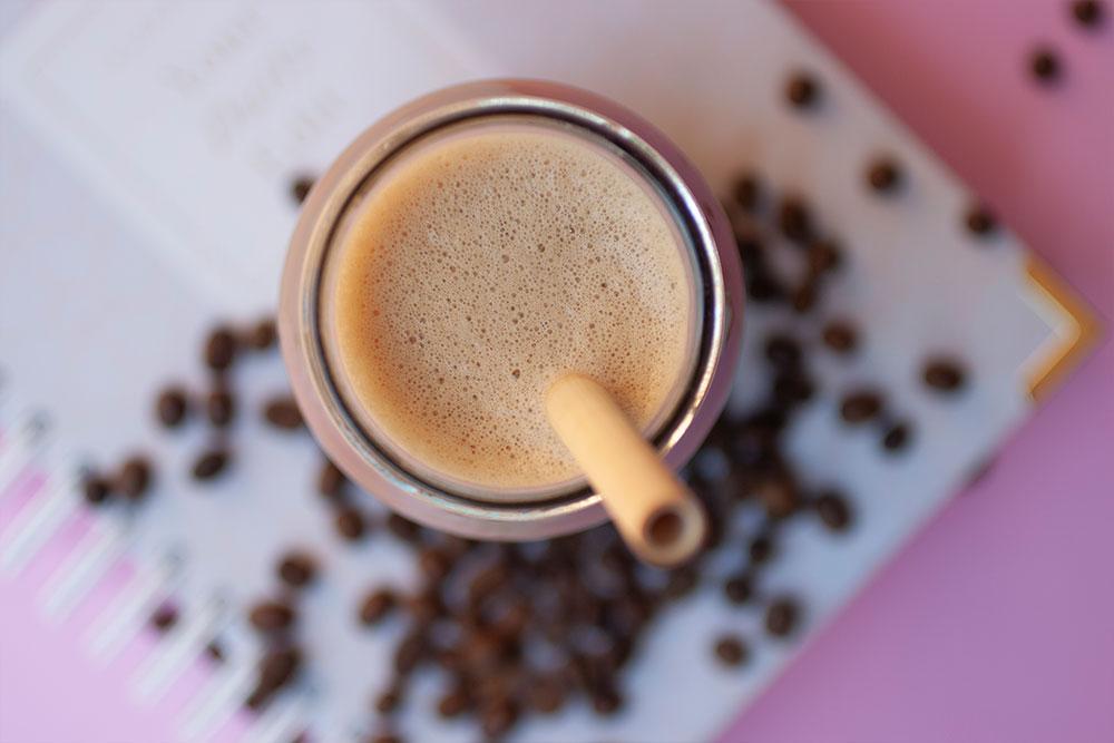 Adaptogenic  Collagen Coffee Shake