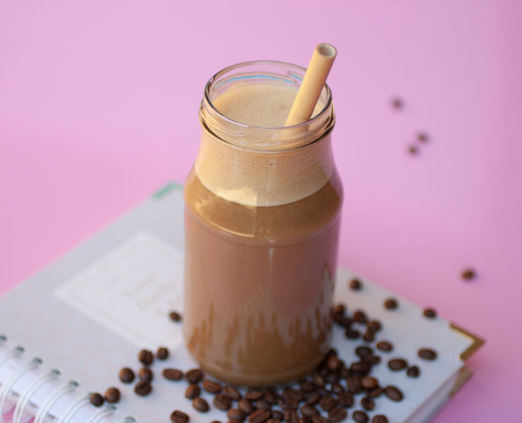 Adaptogenic Collagen Coffee Shake