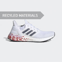 Adidas' recycled collection