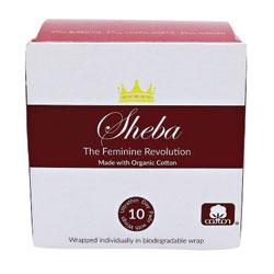 Sheba Feminine Products