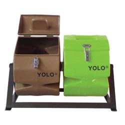 YOLO Compost Tumbler