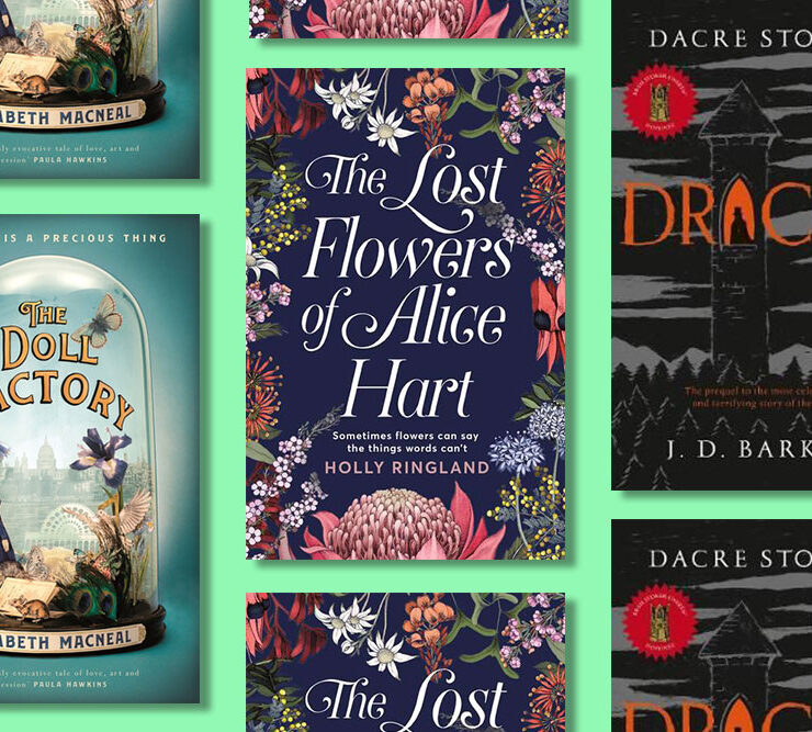 3 Mini Book Reviews Historical Fiction with a Twist