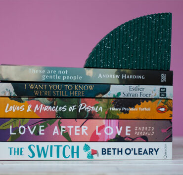 Book Recommendations August 2020
