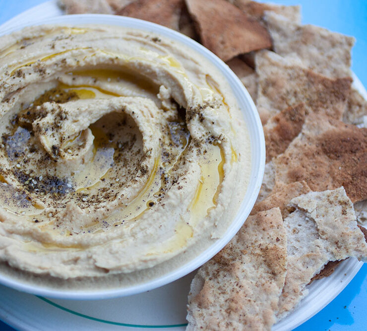 The Secret to the Best Hummus