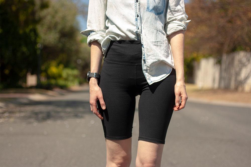 Cotton On bike shorts